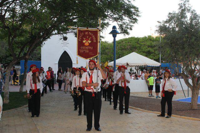 Los vecinos del barrio San Isidro celebran sus fiestas patronales - 1, Foto 1