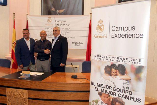 Alcantarilla acoge por primera vez el Campus Experience Fundación Real Madrid - 2, Foto 2