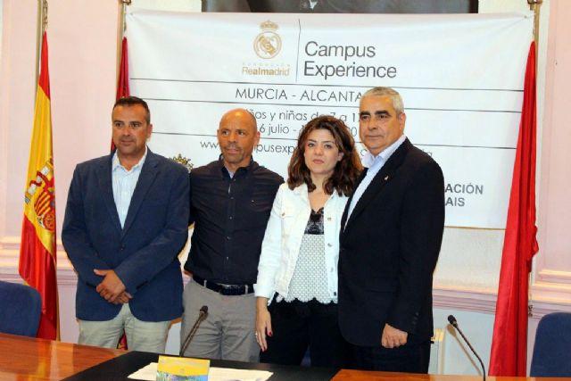 Alcantarilla acoge por primera vez el Campus Experience Fundación Real Madrid - 3, Foto 3