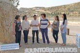 'El Partido Popular apuesta por el turismo como proyecto de desarrollo económico para Puerto Lumbreras'