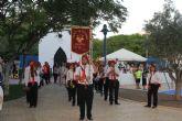 Los vecinos del barrio San Isidro celebran sus fiestas patronales