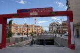 Gratis la primera hora en el parking de Entrevías de Alcantarilla