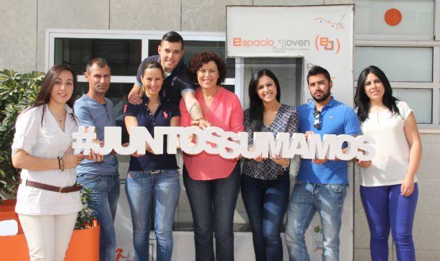 Mª Ángeles Túnez: Apostamos por dar más protagonismo a los jóvenes. Son nuestro presente y nuestro futuro. - 1, Foto 1