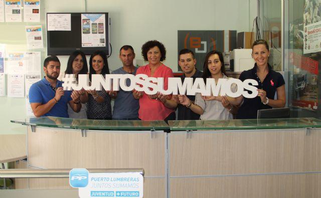 Mª Ángeles Túnez: Apostamos por dar más protagonismo a los jóvenes. Son nuestro presente y nuestro futuro. - 2, Foto 2