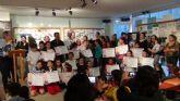 Entregados los premios de la XXV edici�n del concurso Mazarr�n d�a a d�a