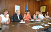 La Universidad del Mar imparte en San Pedro del Pinatar un campamento científico para jóvenes y un taller sobre biomedicina y calidad de vida