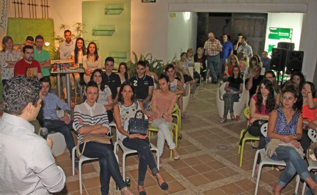 El Partido Popular de Puerto Lumbreras organiza un café con ideas con más de medio centenar de jóvenes - 1, Foto 1