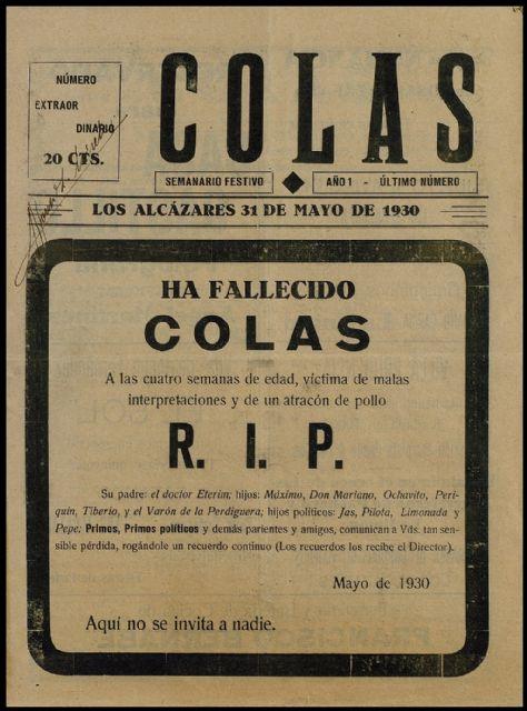 San Javier digitaliza a través del proyecto Carmesí los ejemplares de 3 revistas locales de los años 20 y 30 custodiadas en el archivo municipal - 2, Foto 2