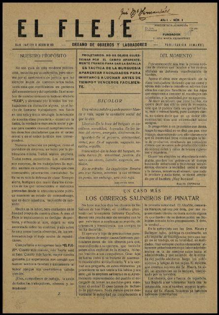 San Javier digitaliza a través del proyecto Carmesí los ejemplares de 3 revistas locales de los años 20 y 30 custodiadas en el archivo municipal - 3, Foto 3