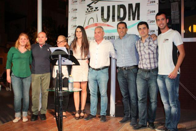 UIDM reitera su compromiso con Puerto de Mazarrón que se vuelca con Ginés Campillo, Foto 3