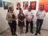 """Inaugurada la exposición Colectiva del Taller de Pintura CUCO """"experiencias cromáticas"""""""