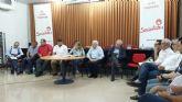 Colectivos empresariales, sociales y vecinales piden a Clavero que 'recupere Molina'