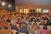 El Partido Popular celebra un gran mitin en La Estación-Esparragal junto a cerca 300 vecinos