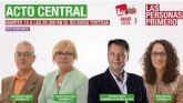 IU-Verdes/Ganar Cieza elige el IES Diego Tortosa para su mitin central de campaña