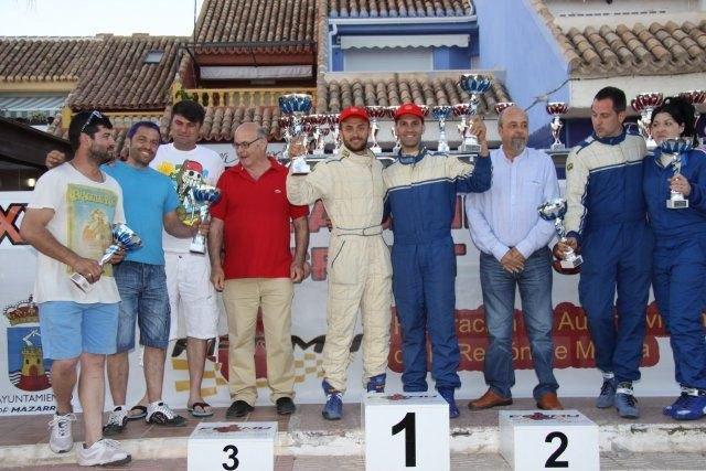 Aficionados del motor disfrutan de la XXXIII Subida Automovilística Bahía de Mazarrón - 1, Foto 1