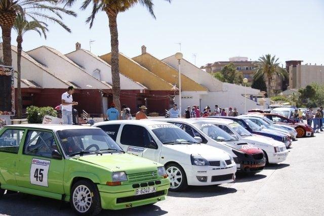 Aficionados del motor disfrutan de la XXXIII Subida Automovilística Bahía de Mazarrón - 2, Foto 2