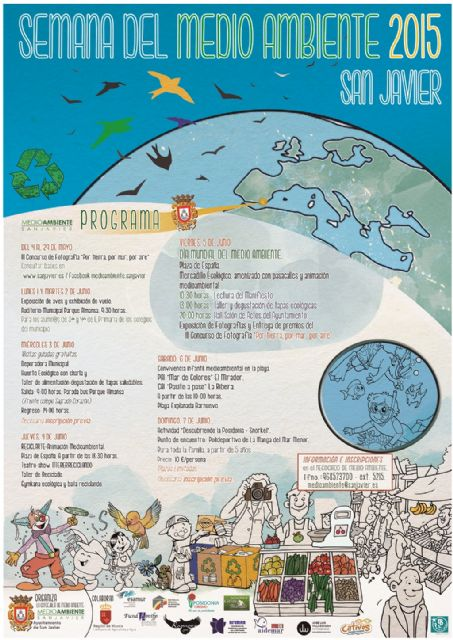 La concejalía de Medio Ambiente organiza un programa lúdico y de concienciación para celebrar el Día Mundial del Medio Ambiente - 2, Foto 2