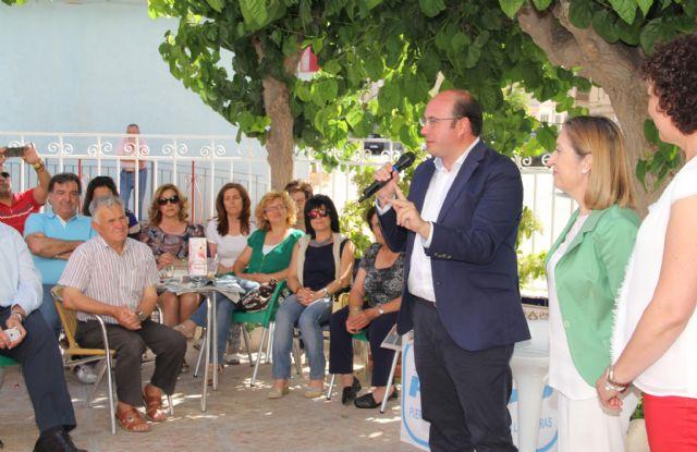 La ministra de Fomento visita Puerto Lumbreras donde mantiene un encuentro con afiliados y simpatizantes - 1, Foto 1