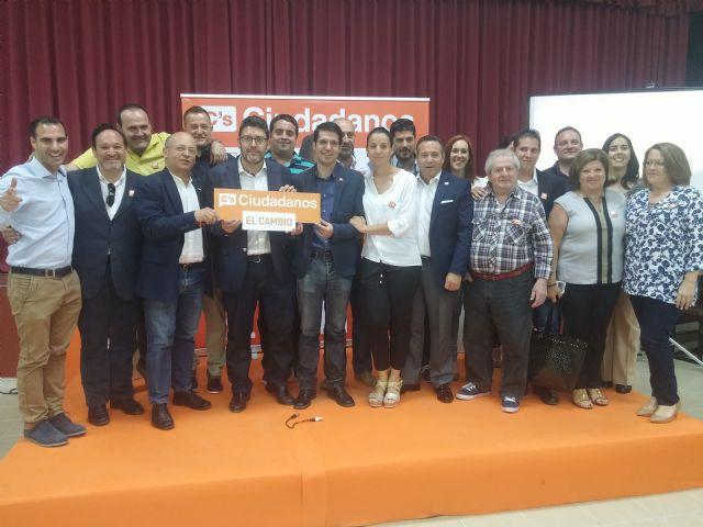 Acto central de campaña de Ciudadanos San Javier - 2, Foto 2