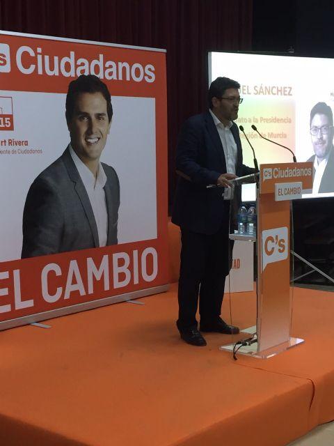 Acto central de campaña de Ciudadanos San Javier - 4, Foto 4