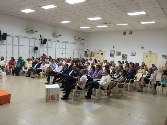 Acto central de campaña de Ciudadanos San Javier - 5, Foto 5