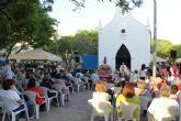 El barrio de San Isidro culmina sus fiestas con sus tradicionales actos religiosos y de convivencia