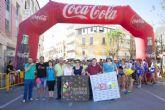 367 corredores participaron en la XIX Carrera de Atletismo Subida a La Santa de Totana