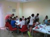Este jueves se pone en marcha un nuevo aula de ocio y apoyo escolar en las viviendas sociales de C/ Argentina