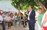 La ministra de Fomento visita Puerto Lumbreras donde mantiene un encuentro con afiliados y simpatizantes