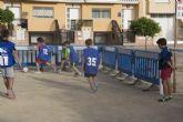 Cientos de niños participan en los Deportimayos
