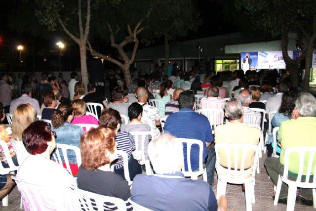 Los jóvenes, las fiestas y colectivos más desfavorecidos centran el mitin de UIDM en el colegio Francisco Caparrós - 3, Foto 3