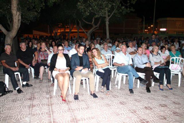Los jóvenes, las fiestas y colectivos más desfavorecidos centran el mitin de UIDM en el colegio Francisco Caparrós - 4, Foto 4