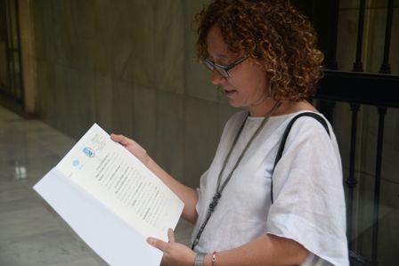 Ahora Murcia firma ante notario su código ético y su programa electoral - 1, Foto 1