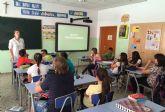 El Ayuntamiento torreño trabaja la prevención del consumo de alcohol con los alumnos de 2° de ESO