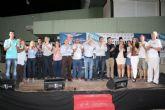 Los jóvenes, las fiestas y colectivos más desfavorecidos centran el mitin de UIDM en el colegio Francisco Caparrós