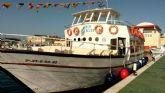 Entra en funcionamiento la línea marítima entre Lo Pagán y La Manga