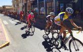 Blaya ganó en Las Torres de Cotillas la última etapa de la 'IV Vuelta Ciclista de Cadetes a la Región de Murcia', que se llevó Benassar