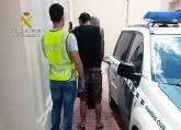 La Guardia Civil detiene a un joven por la detención ilegal de una niña en Albudeite