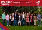 IU-Verdes/Ganar Cieza cerrará su campaña electoral en la Esquina del convento