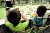 La Consejería de Educación destina más de 7,3 millones para becas de comedor y material escolar en la Región de Murcia