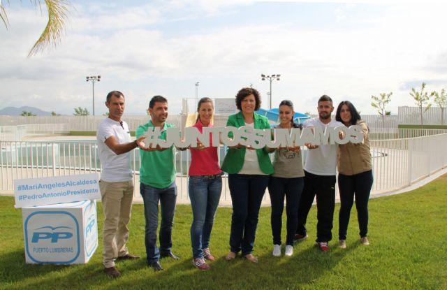 Mª Ángeles Túnez: Seguiremos fomentando el deporte  y ampliaremos nuestras actividades e instalaciones deportivas - 2, Foto 2