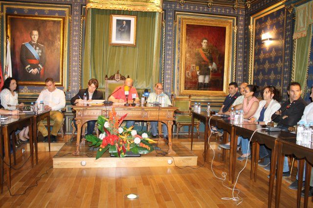 El Pleno municipal aprueba el avance de modificación urbanística en El Saladillo, Foto 1