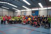 Casi un centenar de usuarios de 4 centros participan en los I Juegos Deportivos 'Sácale partido a la Discapacidad'