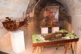 Leonardo Da Vinci vuela en el Castillo de la Concepción durante el mes de mayo