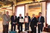 Alberto Garre, nombrado presidente de Honor de la Asociación Procesionista del Año y de la Sociedad Económica de Amigos del País, de Cartagena