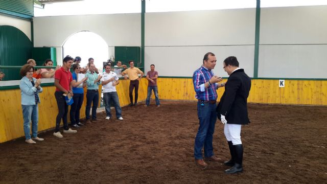 Clausura curso equitación Aidemat - 2, Foto 2