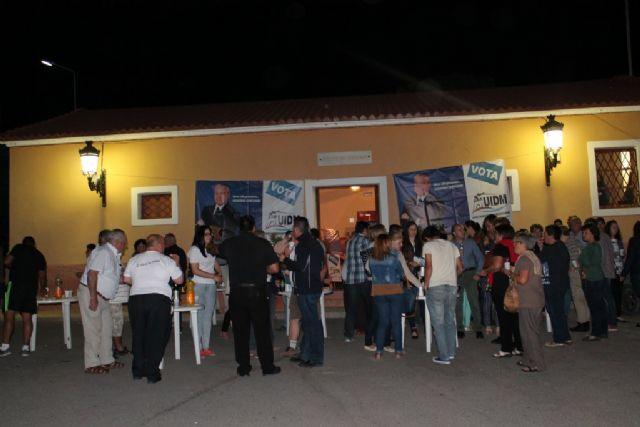 UIDM demuestra en Majada que en nuestro partido no hay colores, hay personas - 1, Foto 1