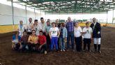 Clausura curso equitación Aidemat