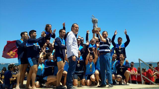La UPCT gana el XVI Campeonato Náutico Interuniversidades - 1, Foto 1