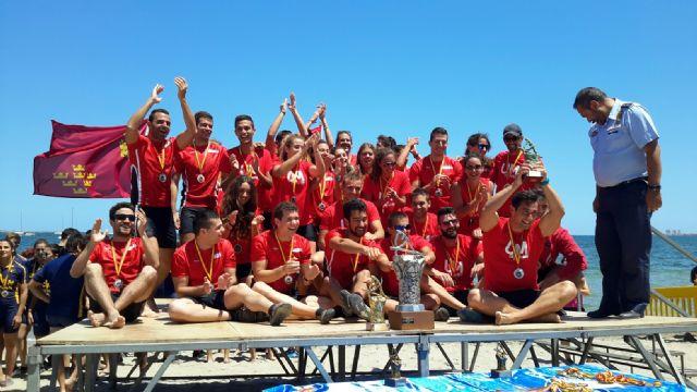 La UPCT gana el XVI Campeonato Náutico Interuniversidades - 2, Foto 2